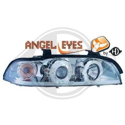 Bloc-optique, projecteurs principaux - HDK-Germany - 77HDK1223680