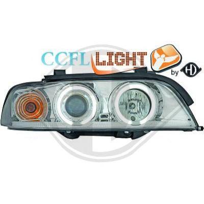 Bloc-optique, projecteurs principaux - Diederichs Germany - 1223681