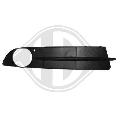 Grille de ventilation, pare-chocs - HDK-Germany - 77HDK1224046
