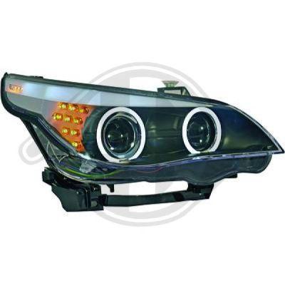 Bloc-optique, projecteurs principaux - HDK-Germany - 77HDK1224780