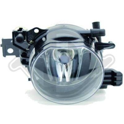 Projecteur antibrouillard - Diederichs Germany - 1243188