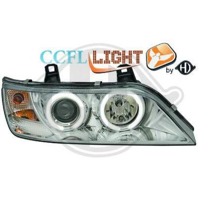 Bloc-optique, projecteurs principaux - HDK-Germany - 77HDK1250281