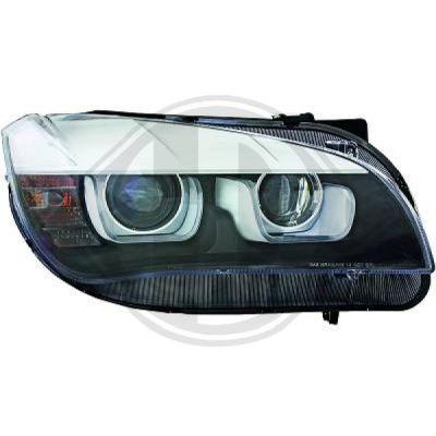 Bloc-optique, projecteurs principaux - Diederichs Germany - 1265485