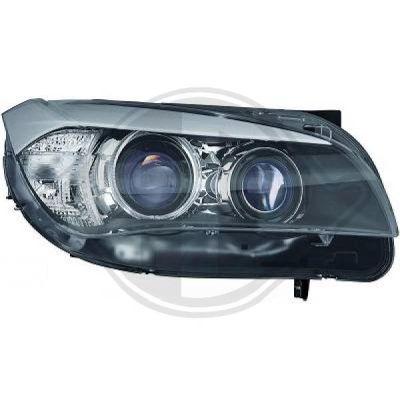 Bloc-optique, projecteurs principaux - HDK-Germany - 77HDK1265580