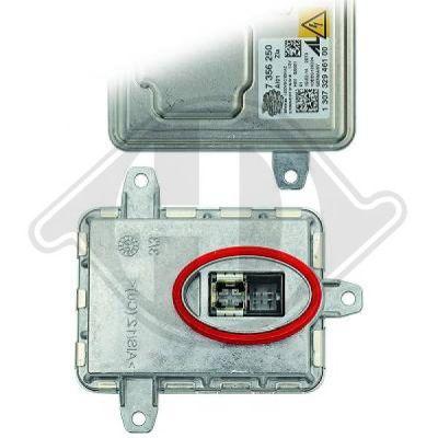 Appareil de commande, système d'éclairage - Diederichs Germany - 1275285