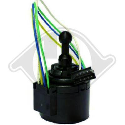 Élément d'ajustage, correcteur de portée - HDK-Germany - 77HDK1280086