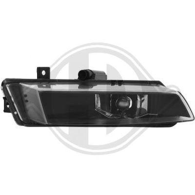 Projecteur antibrouillard - HDK-Germany - 77HDK1280289