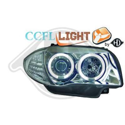 Bloc-optique, projecteurs principaux - Diederichs Germany - 1280681
