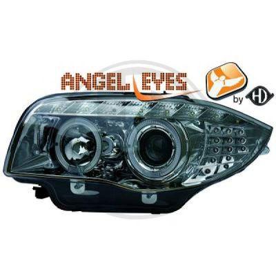 Bloc-optique, projecteurs principaux - HDK-Germany - 77HDK1280880