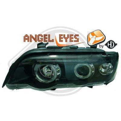 Bloc-optique, projecteurs principaux - HDK-Germany - 77HDK1290480
