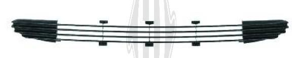 Grille de ventilation, pare-chocs - HDK-Germany - 77HDK1403045