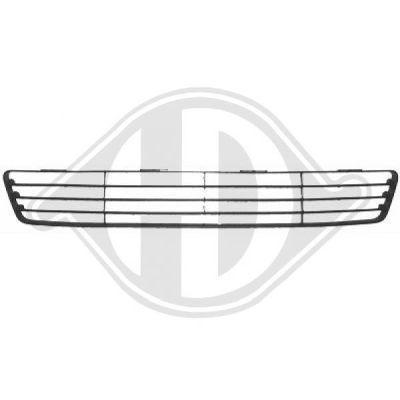 Grille de ventilation, pare-chocs - Diederichs Germany - 1404045