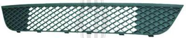 Grille de ventilation, pare-chocs - HDK-Germany - 77HDK1404245
