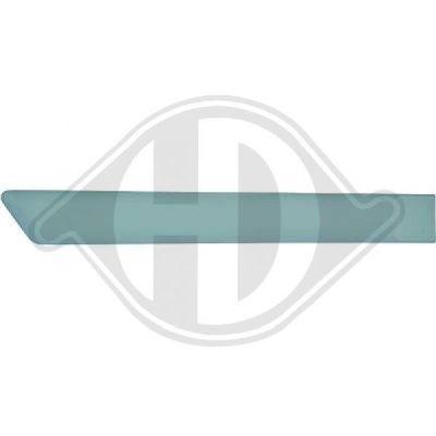 Baguette et bande protectrice, porte - Diederichs Germany - 1404823