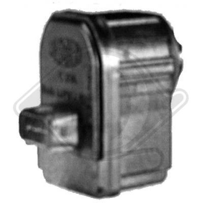 Élément d'ajustage, correcteur de portée - HDK-Germany - 77HDK1414086