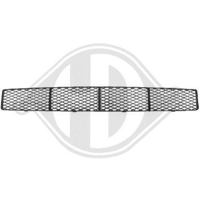 Grille de ventilation, pare-chocs - Diederichs Germany - 1415046