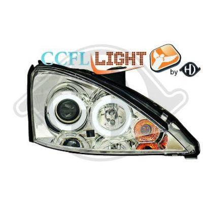 Bloc-optique, projecteurs principaux - HDK-Germany - 77HDK1415681