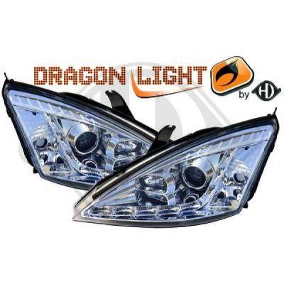 Bloc-optique, projecteurs principaux - HDK-Germany - 77HDK1415685