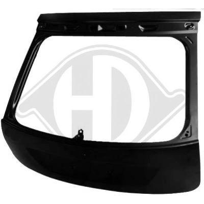 Couvercle de coffre à bagages/de compartiment de chargement - Diederichs Germany - 1416028