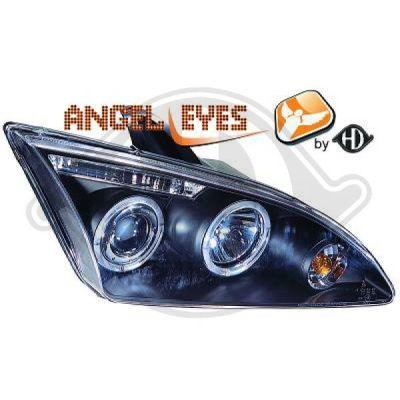 Bloc-optique, projecteurs principaux - HDK-Germany - 77HDK1416380