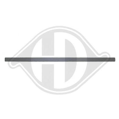 Baguette et bande protectrice, porte - Diederichs Germany - 1416421
