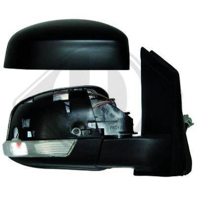 Rétroviseur extérieur - HDK-Germany - 77HDK1417225