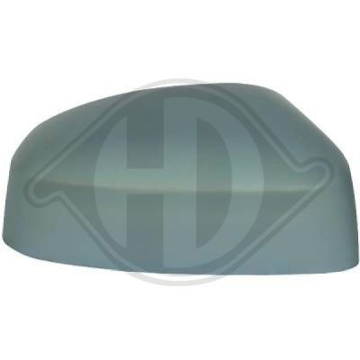 Revêtement, rétroviseur extérieur - HDK-Germany - 77HDK1418028