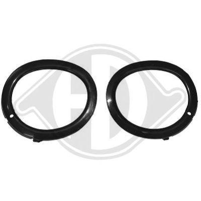 Enjoliveur, projecteur antibrouillard - Diederichs Germany - 1426048