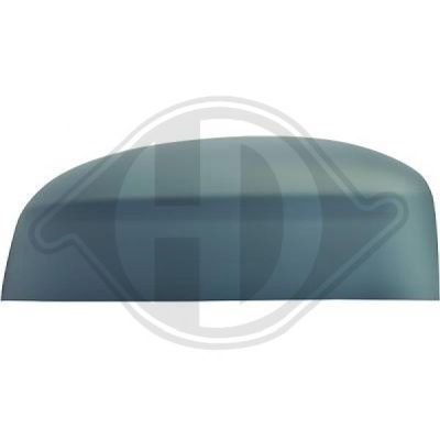 Revêtement, rétroviseur extérieur - HDK-Germany - 77HDK1428629