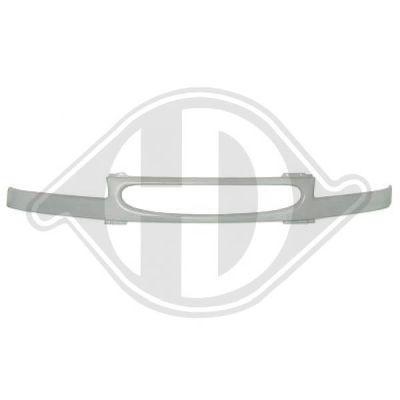 Cadre, grille de radiateur - HDK-Germany - 77HDK1453008