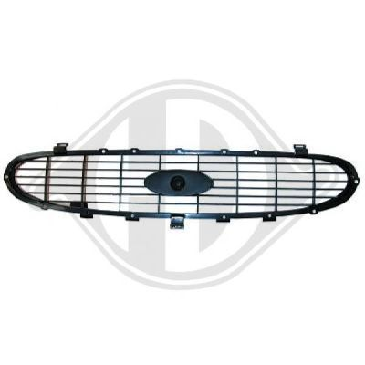Grille de radiateur - HDK-Germany - 77HDK1453040