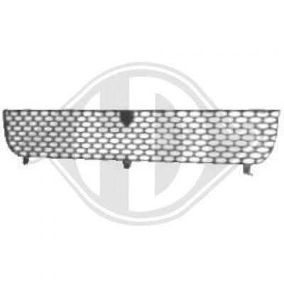 Grille de radiateur - HDK-Germany - 77HDK1454040