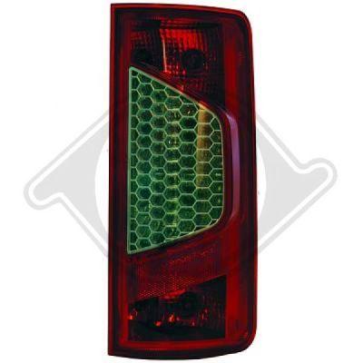 Feu arrière - HDK-Germany - 77HDK1454891
