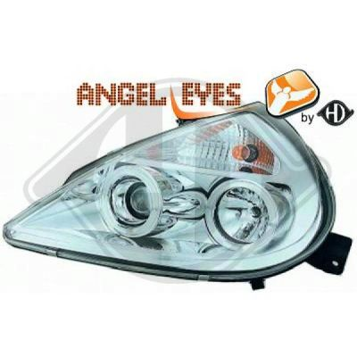 Bloc-optique, projecteurs principaux - HDK-Germany - 77HDK1460380