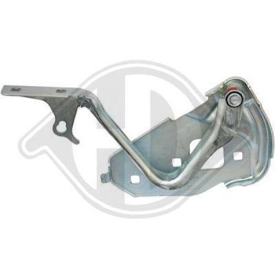 Charnière, capot-moteur - Diederichs Germany - 1461018