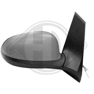 Rétroviseur extérieur - HDK-Germany - 77HDK1461224