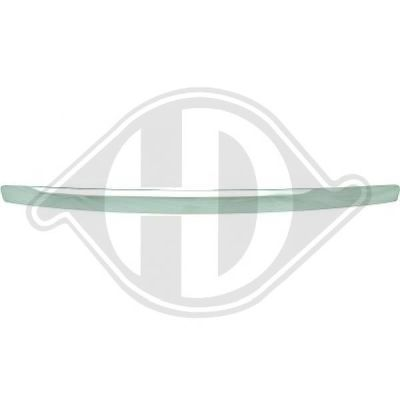 Grille de radiateur - Diederichs Germany - 1466041