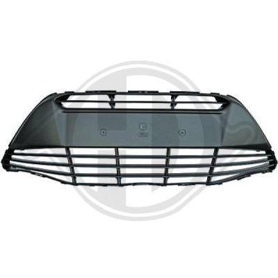 Grille de ventilation, pare-chocs - HDK-Germany - 77HDK1467045
