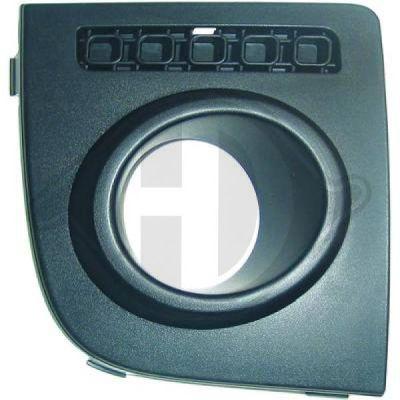 Grille de ventilation, pare-chocs - HDK-Germany - 77HDK1475042