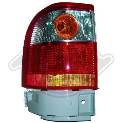 Feu arrière - HDK-Germany - 77HDK1490290