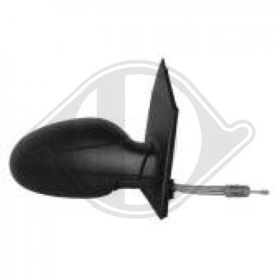 Rétroviseur extérieur - HDK-Germany - 77HDK1605024