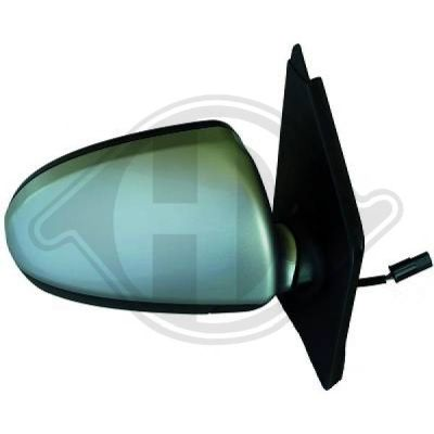 Rétroviseur extérieur - HDK-Germany - 77HDK1606225