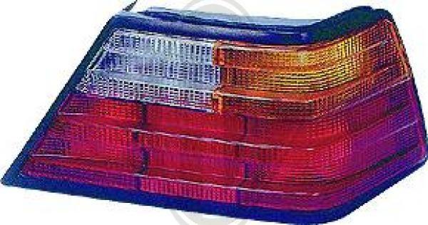 Voyant, feu arrière - HDK-Germany - 77HDK1612097