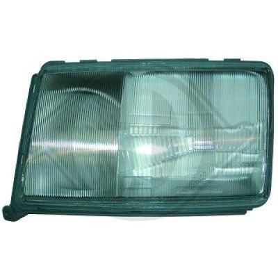 Glace striée, projecteur principal - HDK-Germany - 77HDK1612185