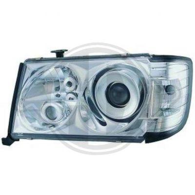 Bloc-optique, projecteurs principaux - HDK-Germany - 77HDK1612480