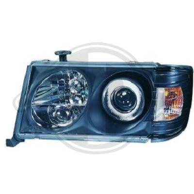 Bloc-optique, projecteurs principaux - HDK-Germany - 77HDK1612880