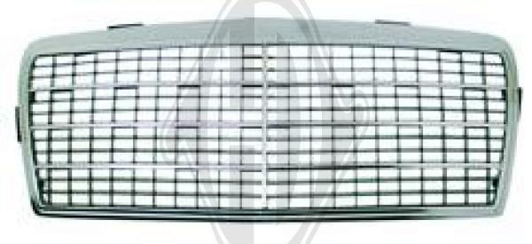 Grille de radiateur - Diederichs Germany - 1613040