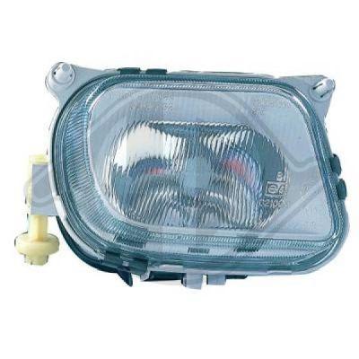 Projecteur antibrouillard - Diederichs Germany - 1614089