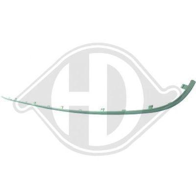 Baguette et bande protectrice, pare-chocs - HDK-Germany - 77HDK1614169