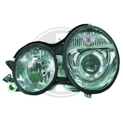 Bloc-optique, projecteurs principaux - Diederichs Germany - 1614380